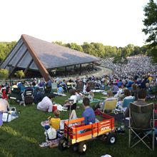 Cleveland Orchestra at Blossom