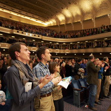 Cleveland Orchestra audience